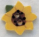 86069 - Sunflower 5/8in x 5/8in - 1 per pkg
